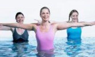 Аквагімнастика у ванні