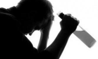 Алкоголізм (синдром залежності від алкоголю)