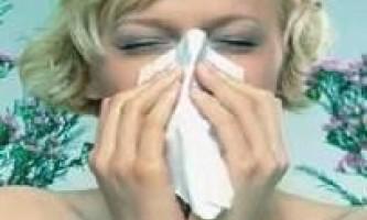 Алергія у дітей і дорослих
