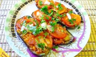 Баклажани з-турецьки (покроковий рецепт з фото)
