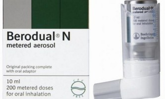 """Бронхолітичний препарат """"беродуал"""": інструкція по використанню"""