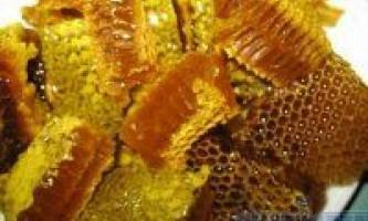 Череда - для лікування, мед - для профілактики