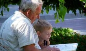 Читання активізує розумові здібності людей похилого віку