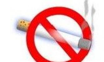 Відмова від куріння і зайва вага