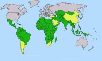 Що таке країни третього світу