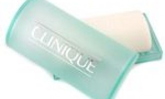 Clinique anti blemish solutions cleansing bar for face and body антибактеріальне мило