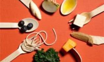 Дієта 90 днів роздільного харчування