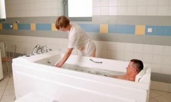 Душ масаж підводний: показання та протипоказання. Ефект процедури