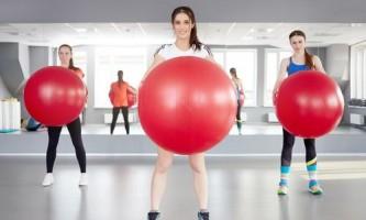 Фітбол - м`яч для вагітних