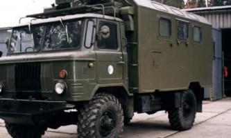 """Газ-66 """"дизель"""" - прохідність забезпечена"""