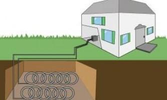 Геотермальне опалення. Геотермальне опалення приватного будинку: ціна. Геотермальне опалення власноруч