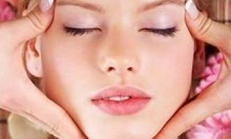 Хиромассаж особи - потужний приплив енергії для шкіри