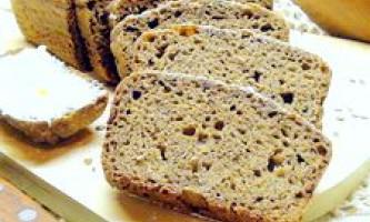 Хліб з сухим квасом, псевдо старорусский. Простий, але неймовірно смачний. - рецепт