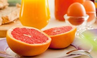 Худнемо і насичується вітамінами на грейпфрутової дієті