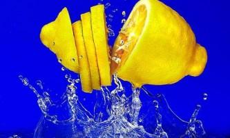 Худнемо з лимонним соком