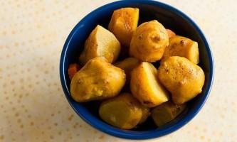 Єрусалимський артишок (земляна груша), або як готувати топінамбур