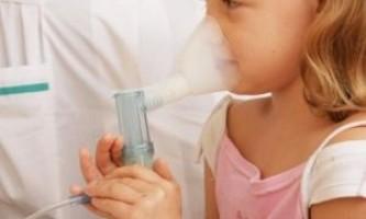 Інгаляції небулайзером при кашлі у дітей