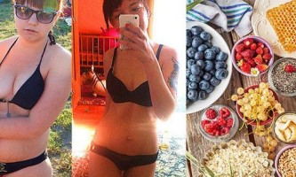 Історія схуднення анастасії бояркіної на 40,5 кг. Триразове харчування. Фото до і після