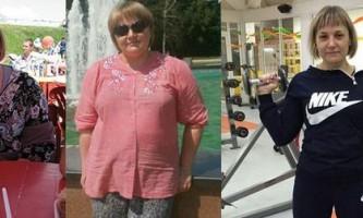 Історія схуднення анни чернікова на 44 кг. Спорт і правильне харчування. Фото до і після