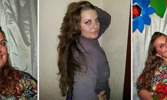 Історія схуднення анни грубенко на 35 кг. Правильне харчування. Фото до і після