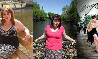 Історія схуднення світлани екторовой на 12 кг. Розвантажувальні дні. Фото до і після