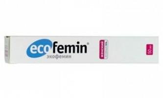 Екофемін гель