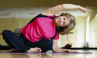 Йога при артрозі: особливості