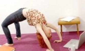 Йога - вправи для схуднення