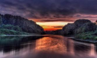 До чого сниться річка