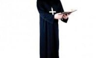 До чого сниться священик