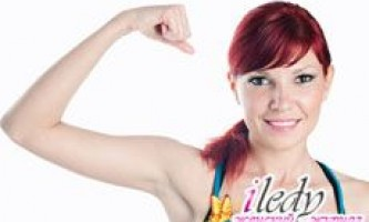Як швидко прибрати жир з рук - ефективні вправи