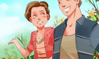 Як фліртувати з вашим хлопцем в школі