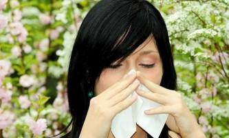 Як і коли проявляється алергія на цвітіння