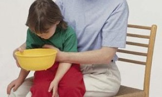 Як зупинити блювоту у дітей? Практичні рекомендації