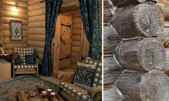 Як відремонтувати старий дерев`яний будинок всередині