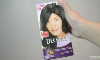 Як пофарбувати світле волосся в темний колір