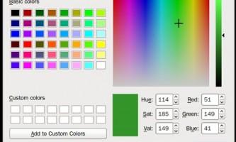 Як поміняти колір кнопки