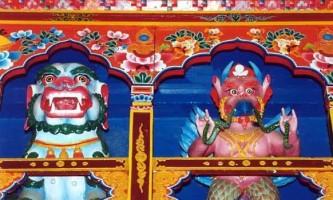Як потрапити на фестиваль гайятра в непалі