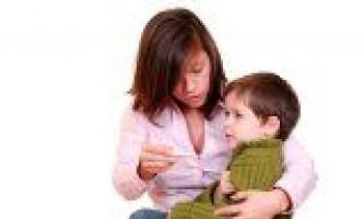 Як правильно давати дитині жарознижуючі засоби?