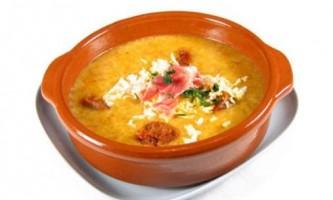 Як приготувати часниковий суп