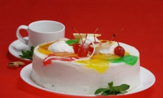 Як приготувати йогуртовий торт з шоколадом