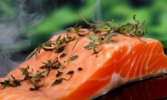 Як приготувати карпаччо з лосося