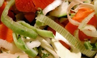Як приготувати літній салат