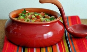 Як приготувати мексиканський соус сальса