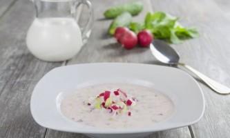 Як приготувати молочний суп - кращі рецепти