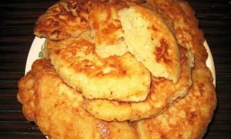 Як приготувати оладки з сиром