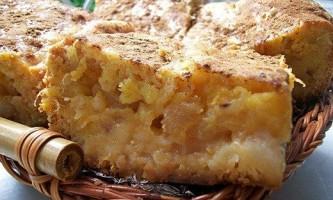 Як приготувати пиріг з черствого хліба