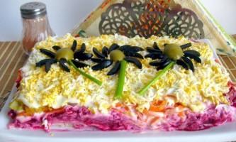 Як приготувати салат на 8 березня?