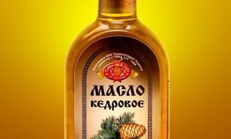 Як приймати кедрове масло