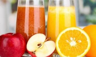 Як розрахувати кількість фруктів для соку